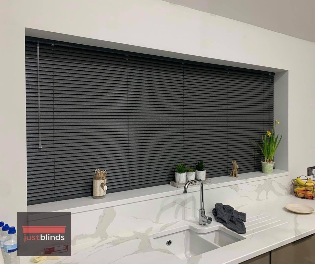 What blinds are best for kitchens?