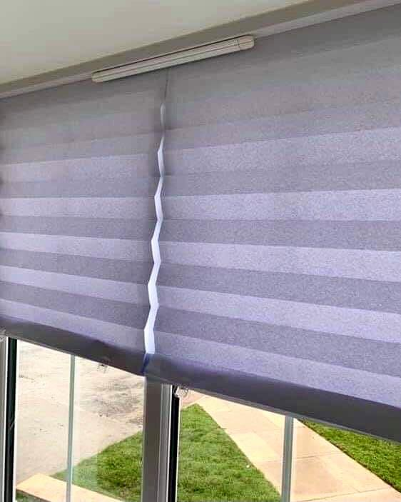 What are our Temporary Blinds?